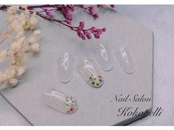 ココペリ(Nail Salon&School kokopelli)/クリアネイル