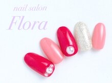 ネイルサロン フローラ(Flora)/*¥5000円定額キャンペーン*