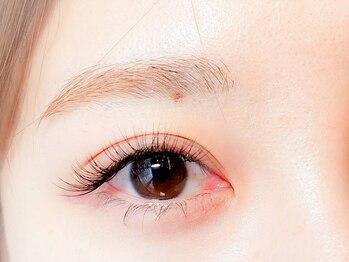 アイラッシュ コペル 中目黒(eyelash Copel)/アップワードラッシュ140本