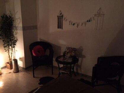 ナスセリィールーム(Necessary room)の写真