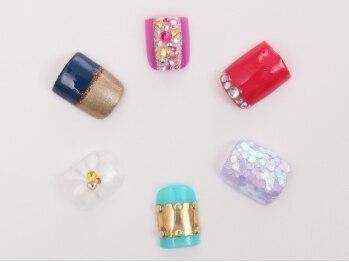 QUARTER RESORT nail_デザイン_12