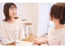 サロンアメリ(Salon Ameri)の雰囲気(お肌の悩みは人それぞれ。お気軽にご相談ください♪ )
