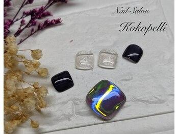 ココペリ(Nail Salon&School kokopelli)/フットネイル
