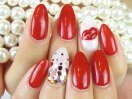 RED×lipアート