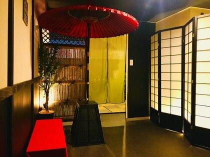 京の寝床の写真