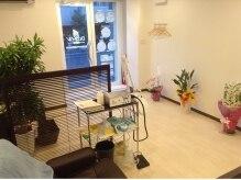 ドクターネイル爪革命 京都出町店/清潔感あるプライベートな空間