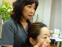 トータルエステ ユキ(YUKI)の雰囲気(肌だけでなく、骨盤や頭蓋骨の歪みもチェックします。)