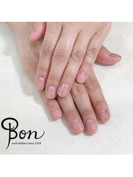 ネイルアトリエ ボン(nail atelier bon)/ネイルケア☆