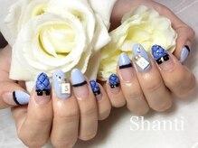 シャンティ ネイルサロン(Shanti nail salon)/キルティングネイル☆
