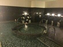 溶岩ホットヨガスタジオ アミーダ ららぽーと柏の葉店(AMI-IDA)の雰囲気(アミーダ 柏の葉だけ♪大浴場も利用できます。)