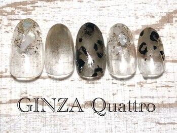 ギンザ クワトロ(GINZA Quattro)/定額/LuxuryB 7500円/ブラック