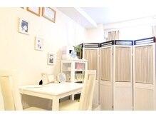 ディアラ ビューティーサロン(DIARA beauty salon)の雰囲気(落ち着きのあるカウンセリングスペース)