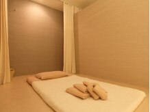 フレッシュアンドリラクゼーション ラックス(Lax)の雰囲気(広々とした個室でゆったりケア!贅沢な空間です☆)