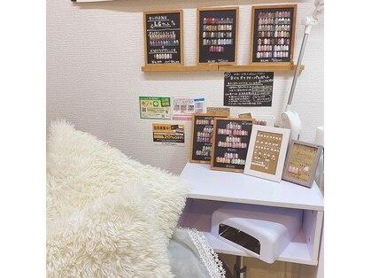 ネイルサロン エーナイン イオン東札幌店の写真