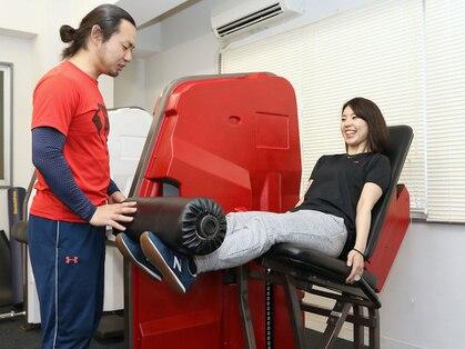 トレーニングアンドトリートメント タオカ202(Training Treatment Taoka)の写真