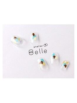 アトリエ ベル(atelier Belle)/雨のちキラ雪*