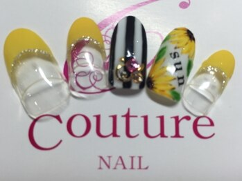 クチュール(Couture)/SUN FLOWER