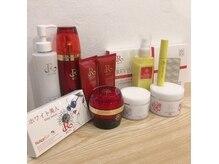 ビューティ サロン ライカ(Beauty Salon Raika)の雰囲気(REVI 化粧品取り扱い店)