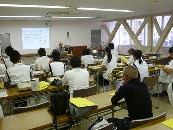静岡療術整体院/定期的に勉強会を開催