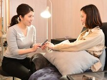 お爪を健康的かつ、本質的な美しさに導く極上ケア。