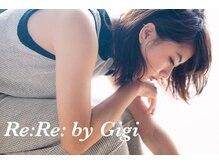 リリバイジジ(Re:Re:byGigi)の雰囲気(消毒徹底◎)