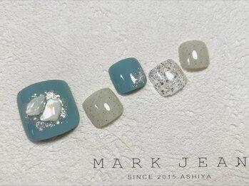 マークジーン 姫路(MARK JEAN)/シェル サンドジェル フット
