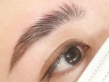 コルカラー(COR XAPA)の写真/次世代アイブロウ【ハリウッドブロウリフト】導入♪眉毛にコンプレックがある方!魅力を引き出す美眉に◎