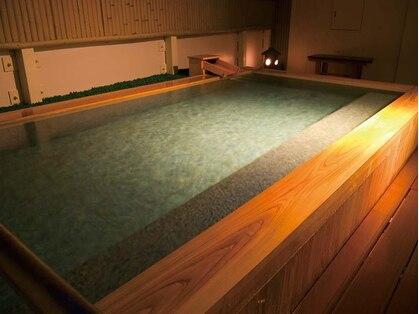 小田原お堀端 万葉の湯の写真