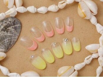 nail salon ainalea_デザイン_02