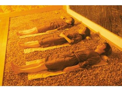 磊の温泉 六本木VIVI STONE SPA RELAXATIONの写真