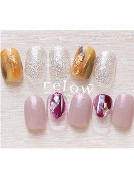 リロウ(relow)/9月キャンペーンアート☆1.2