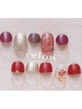リロウ(relow)/9月キャンペーンアート☆3.4