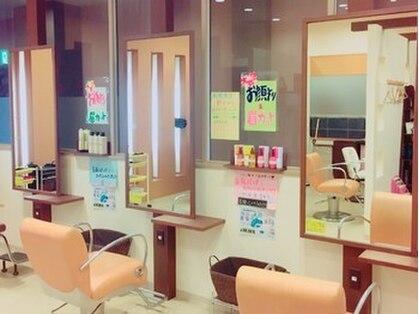カムズヘア 手稲ほのか店(COMES hair)