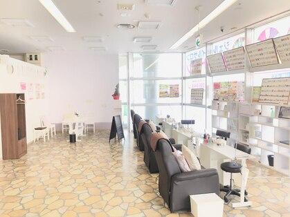 ネイルサロン エーナイン コープ札幌平岡店
