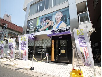 エニタイムフィットネス 南行徳店(千葉県市川市)