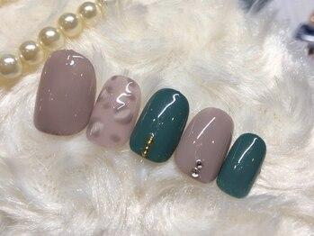 ネイルアンドアイラッシュ ブレス エスパル山形本店(BLESS)/ポイントアニマル!