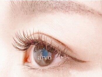 アルボ フレスポ赤道店(Arvo)の写真/目尻にポイントカラーや、フルカラーも★肌なじみが良いブラウンで、ナチュラルに見せたい方にもオススメ!