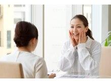 アンリール(Anrire)の雰囲気(ノーファンデーション肌のスタッフが笑顔でお出迎えします♪)