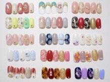 アロハネイル(ALOHA nail)の雰囲気(いつでもオフ無料★40種類以上から選べる定額ネイル★)