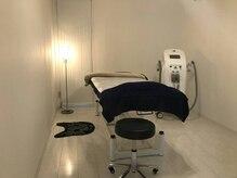 クシネニーキューキュー(Coussinet299)の雰囲気(扉での開閉。完全個室の施術室。)