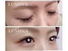 アイラッシュサロン ルミナ(LUMINA)/太さ0.1mm