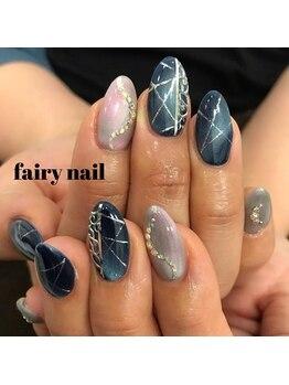 フェアリーネイル(Fairy Nail)の写真/最新のパーツもどんどん入荷★カラーは約300色から選択できます!