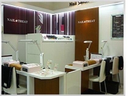 ネイルトリート 新百合ヶ丘VIVRE店(nail treat)の写真