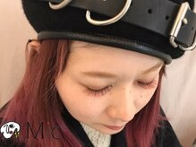 マツエクサロン ミック 下通り店(Mic)/髪色に合わせたカラーエクステ☆