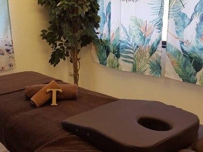 美と健康のトレーニング T's eyelash 竹ノ塚の写真