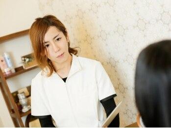 リリィ(Lily)の写真/有名ビジュアル系バンドとして活動後、美容家の顔も持つオーナー自ら、カウンセリング~施術まで行います☆