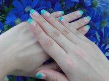 ネイルズアキエ サロンアンドフットスパアンドスクール 大泉学園(Nails Akie)の雰囲気(似合ったジェルカラーを提供☆ネイルサロン衛生管理☆在中サロン)