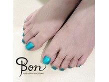 ネイルアトリエ ボン(nail atelier bon)/フットネイル☆