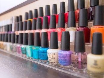 ネイルサロン ビーネ(nail salon Biene)の写真/【ハンドケアコース¥4320】ジェルネイルが出来ない方やお得に気軽にネイルを楽しみたい方にお勧め♪