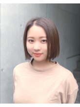 ヘッドコンシェルジュ 青山本店(head CONCIERGE)瀧本 香菜